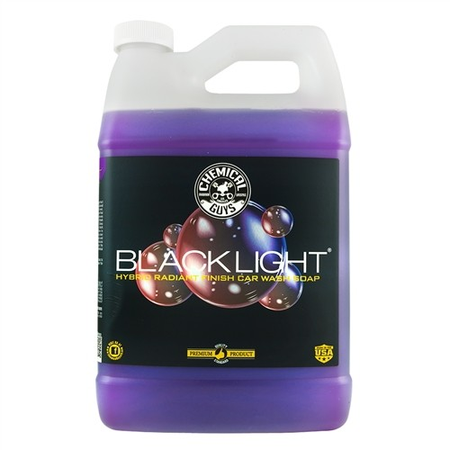 ChemicalGuyseu CWS619 Black Light Hybrid Car Wash Soap Gallon 3784ml
