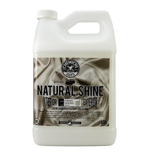 TVD_201 Natural Shine, Satin Shine Dressing Gallon